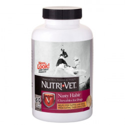 Nutri-Vet Nasty Habit