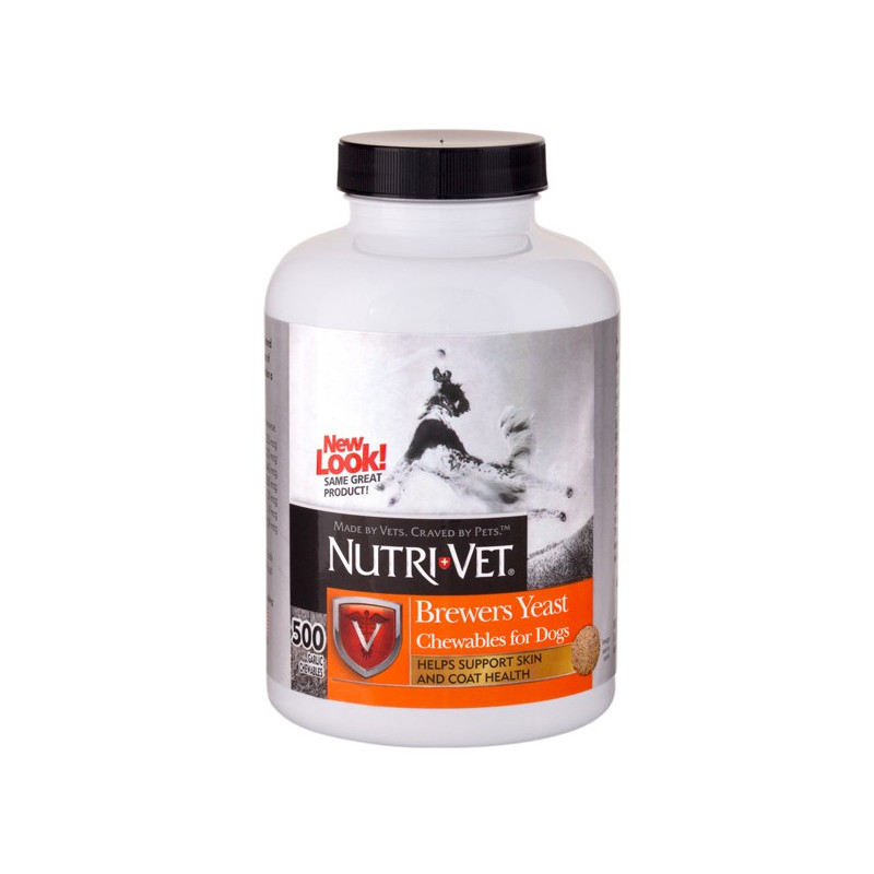 Nutri-Vet Brewers Yeast with Garlic