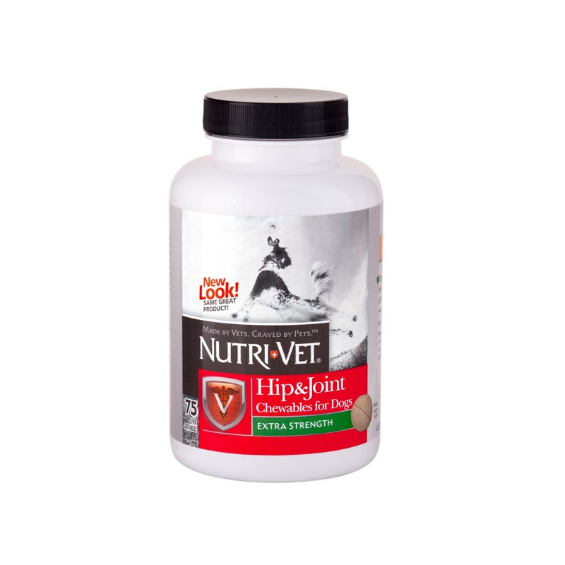 Nutri-Vet Hip and Joint Extra