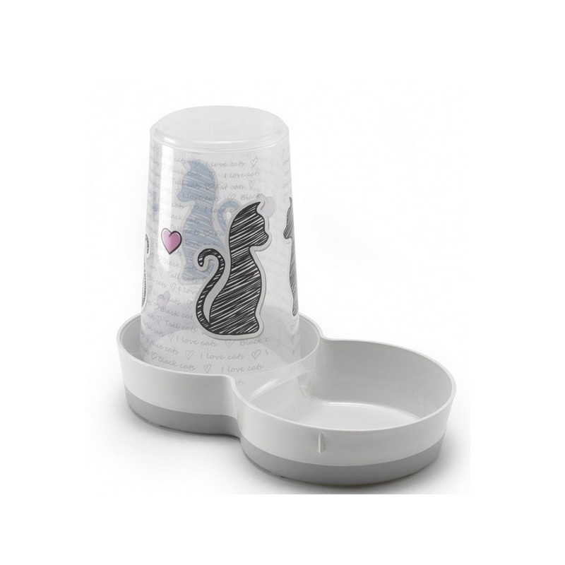 Moderna Tasty cats in love 1.5 л