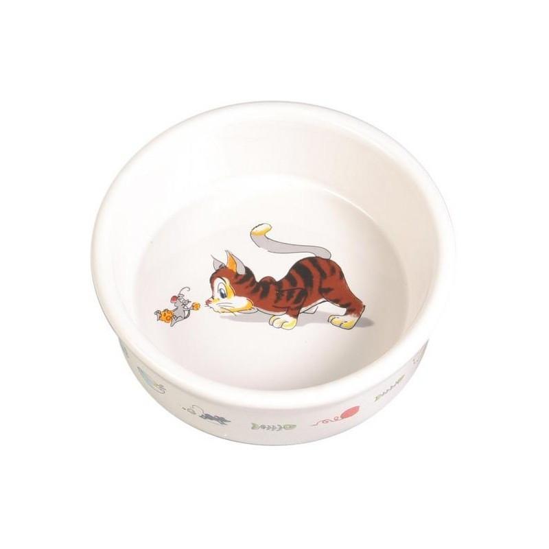 Trixie Кошки-мышки Миска керамика