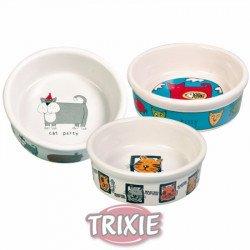 Trixie Миска керамика с рисунком