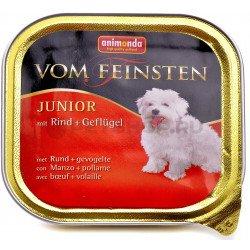 Animonda Vom Feinsten Junior, с говядиной и птицей