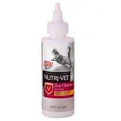 Nutri Vet Ear Cleanse for Cats