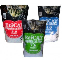 EtiCAT силикагеливый наполнитель