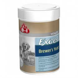 8in1 Excel Brewers Yeast Пивные дрожжи
