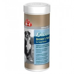 8in1 Excel Brewers Yeast for Large Breed