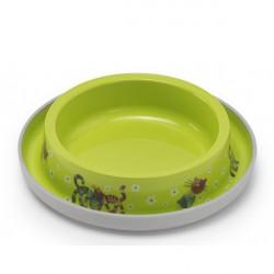 Moderna Trendy Dinner cat FF green миска