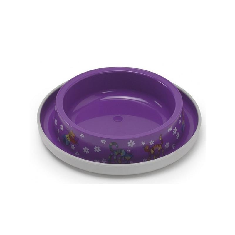 Moderna Trendy Dinner cat FF violet миска