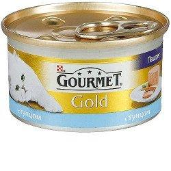 Gourmet Gold Паштет с тунцом
