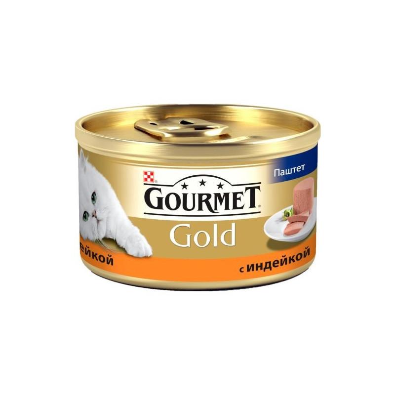 Gourmet Gold Паштет с индейкой