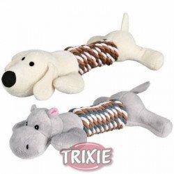 Trixie Плюшевая игрушка с канатом