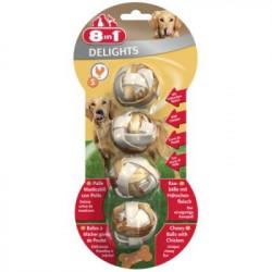 8in1 Delights Balls S шарики с мясом