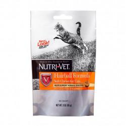 Nutri-Vet Hairball, мягкие таблетки