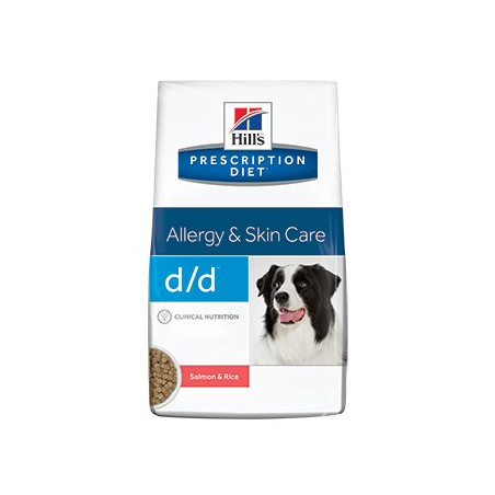 Hills PD Canine d/d Лосось и Рис