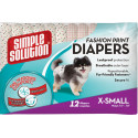 Fashion Disposable Diapers X-Small
