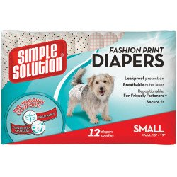 Fashion Disposable Diapers Small