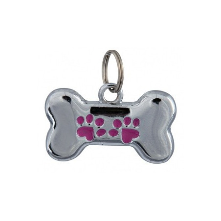 Trixie Медальон Косточка с камнями