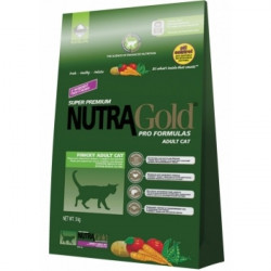 Nutra Gold Cat Adult Hairball