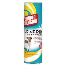 Simple Solution Urine dry TM Carpet powder