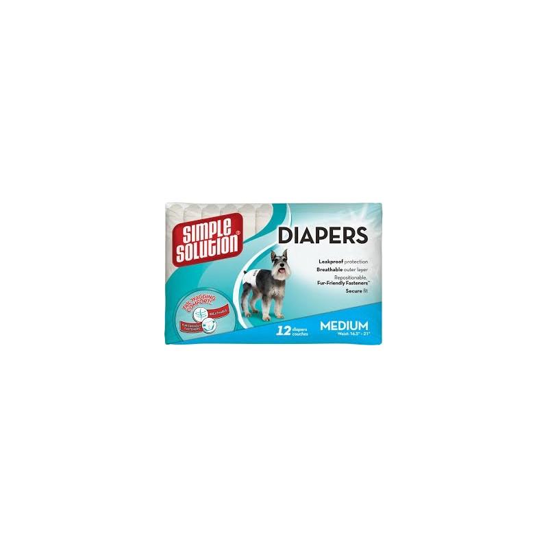 Disposable Diapers Medium