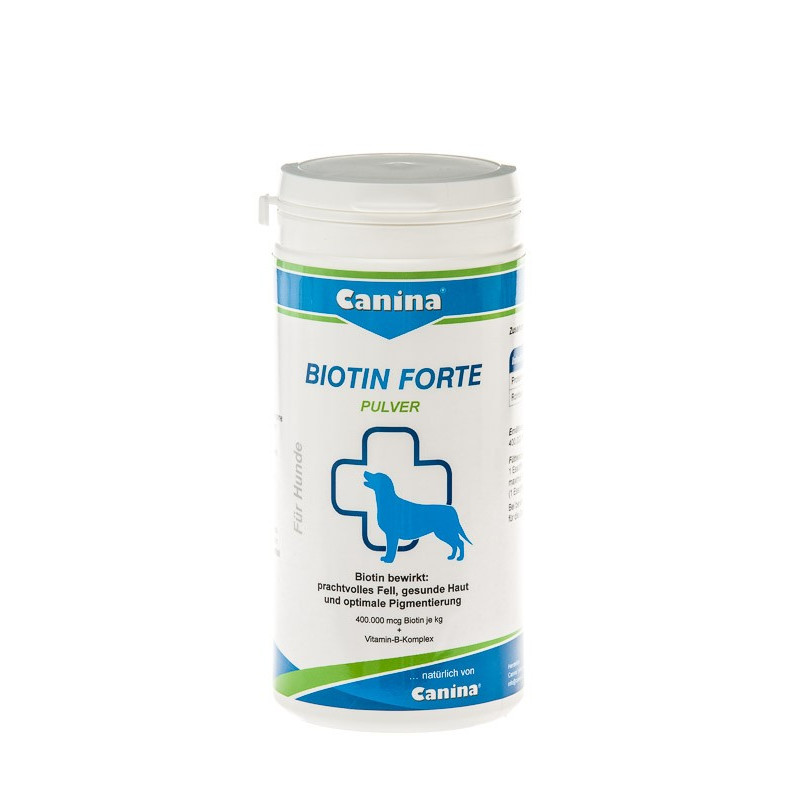 Canina Biotin Forte Pulver