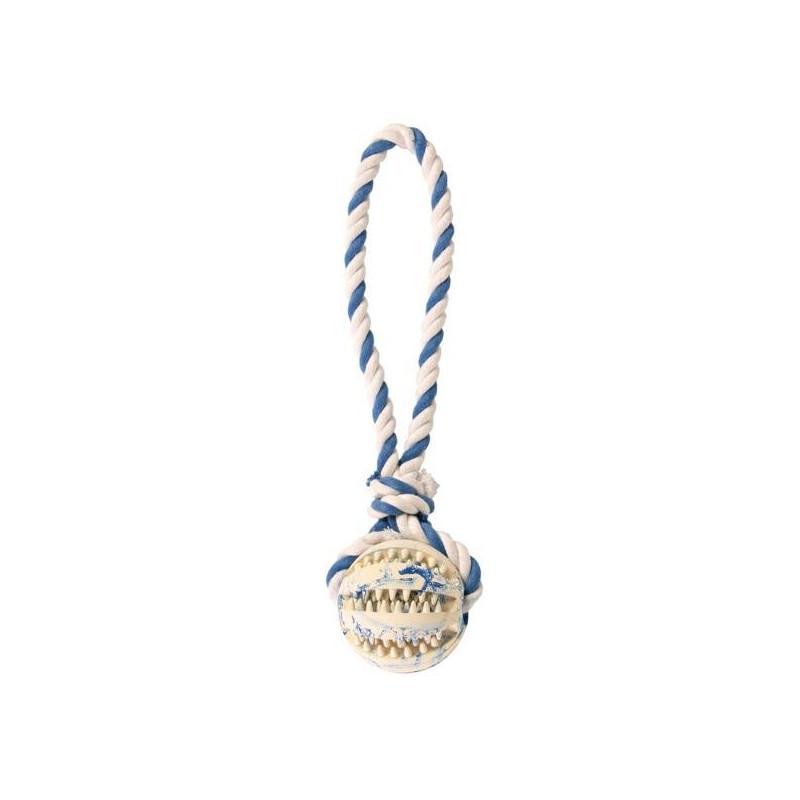Trixie Резиновый мяч на канате