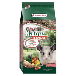 Versele Laga Chinchilla Nature Re-Balance