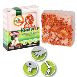 Karlie-Flamingo Knibbles Carrot Cubes