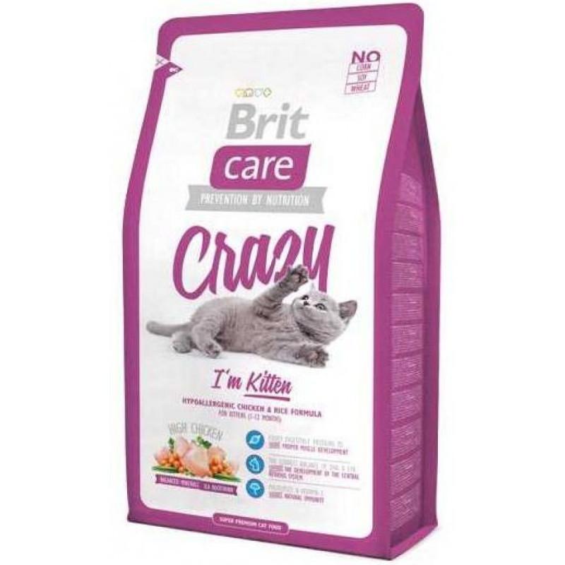 Brit Care Crazy Kitten