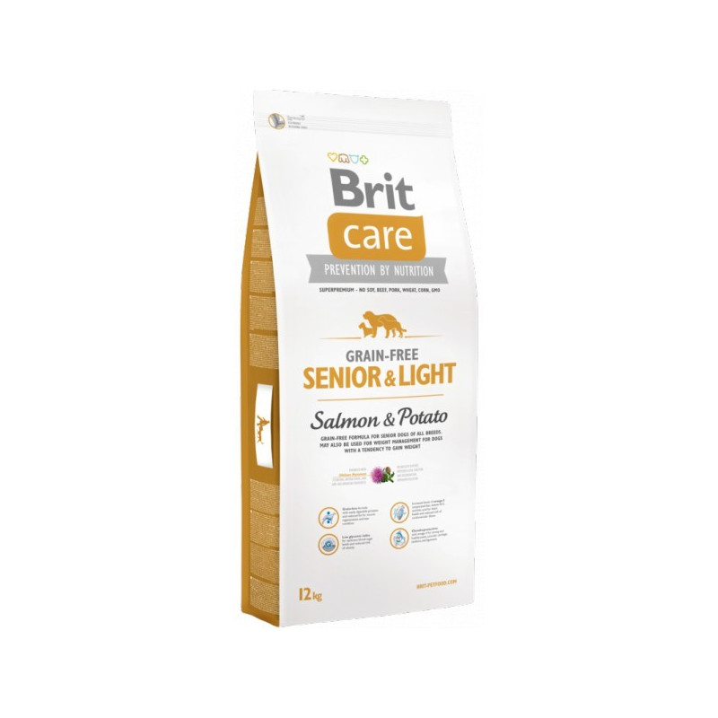 Brit Care Grain Free Senior & Light