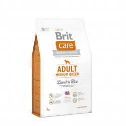 Brit Care Adult Medium Breed Lamb and Rice