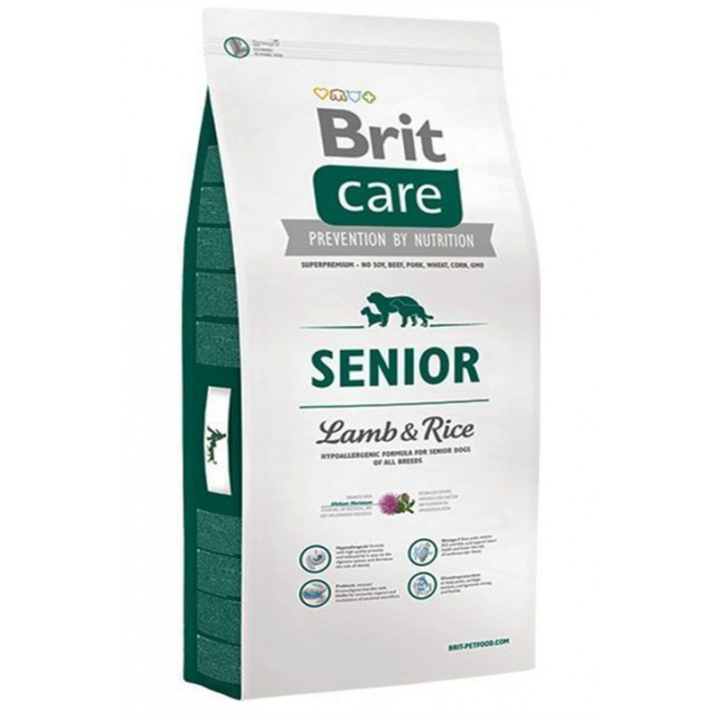 Brit Care Senior Lamb and Rice
