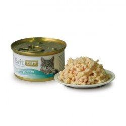 Brit Care Kitten курица в соусе