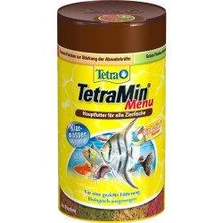 TetraMin Menu