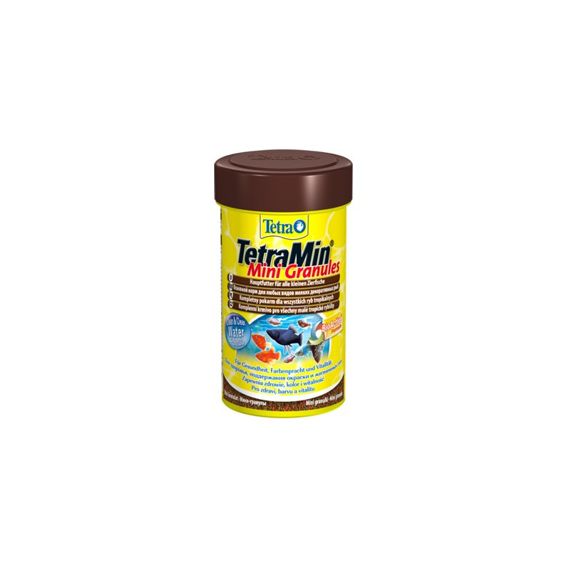 Tetra TetraMin Mini Granules