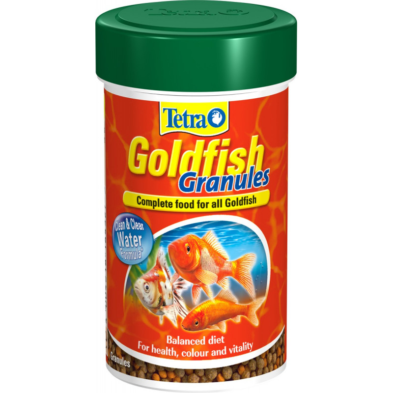 Tetra Goldfish Granules