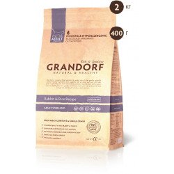 Grandorf Rabbit & Rice ADULT STERILIZED