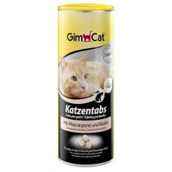 Gimpet Cat Katzentabs с сыром Маскарпоне