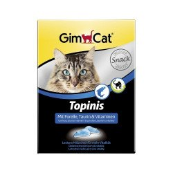 Gimpet Cat Topinis с форелью