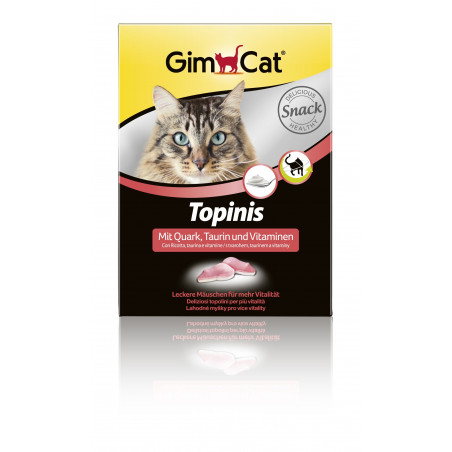Gimpet Cat Topinis с сыром