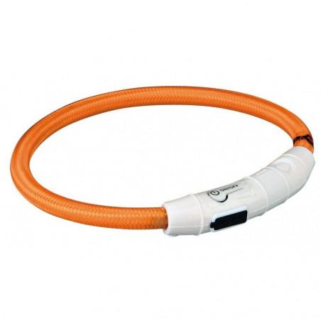 Trixie USB Flash Light Ring Оранжевый