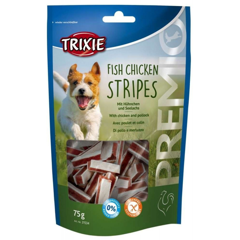 Trixie Premio Fish & Chicken Snack