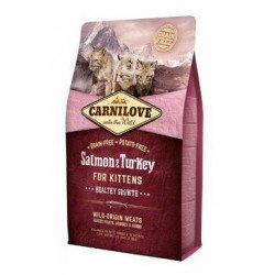 Carnilove Cat Salmon & Turkey Kitten