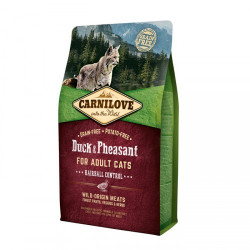 Carnilove Cat Hairball Controll Duck & Pheasant