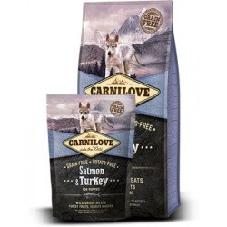 Carnilove Puppy Salmon & Turkey