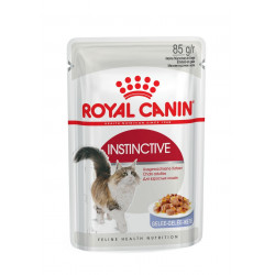 Royal Canin Instinctive в желе