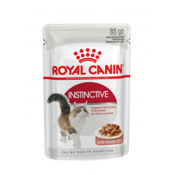 Royal Canin Instinctive в соусе