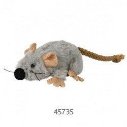 Игрушка Trixie  Мышка с мятой
