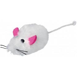 Игрушка Trixie Мышь меховая с пищалкой
